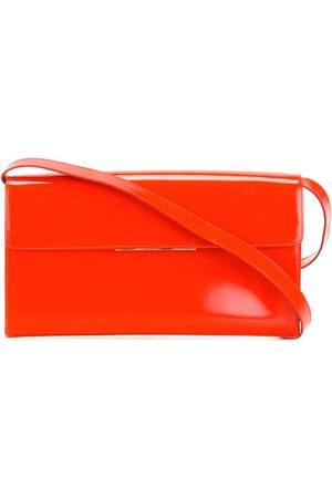 Yves Saint Laurent Women Shoulder Bags - Varnished shoulder bag