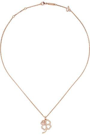 Chopard 18kt Good Luck Charms diamond necklace