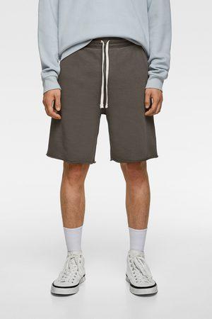 Zara Basic joggers bermuda shorts