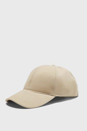 Zara Men Caps - Basic cap