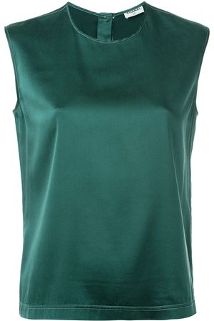 CHANEL Classic sleeveless top
