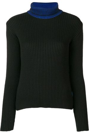 VERSACE 1990's turtle neck jumper