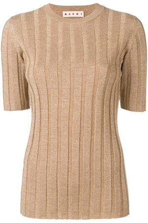 Marni Ribbed knit top