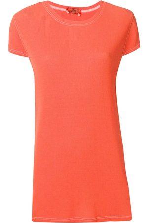 VERSACE Ribbed T-shirt