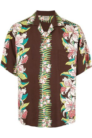 Fake Alpha Vintage Hawaiian print shirt