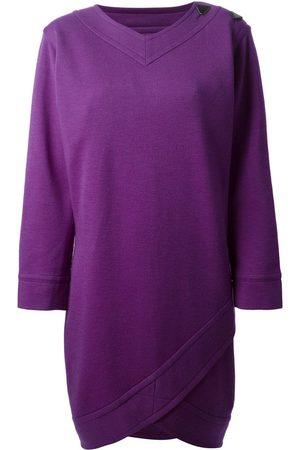 Yves Saint Laurent Oversized shift dress