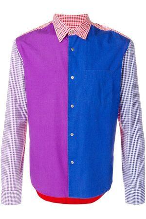 Comme des Garçons Colour block shirt