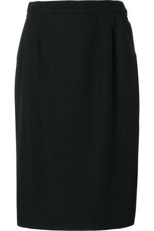 Yves Saint Laurent Classic pencil skirt