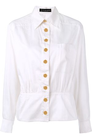 Jean Louis Scherrer Pre-Owned Fitted shirt jacket