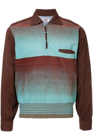 Fake Alpha Vintage 1950s Rockabilly shaded shirt