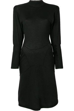 Alaïa Women Shorts - Fitted short dress