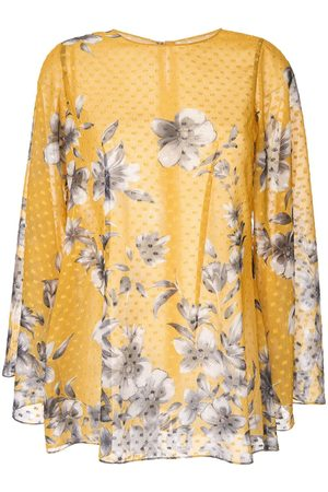 Bambah Floral Bridget tunic top