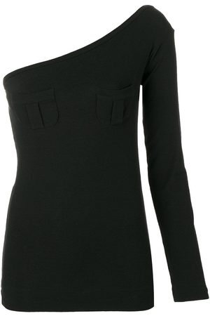 ROMEO GIGLI Single sleeve fitted blouse