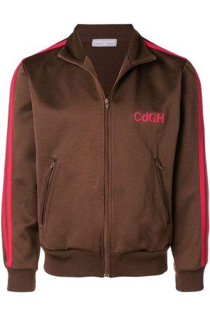 Comme des Garçons Chest logo tracksuit jacket