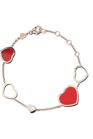 Chopard 18k Happy Hearts diamond bracelet