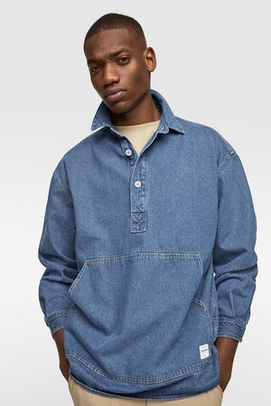 Zara Denim overshirt