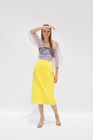 c4cb0557e2 Cheap Zara Midi Skirts for Women on Sale   FASHIOLA.ph