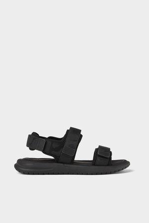 Zara Camouflage technical sandals
