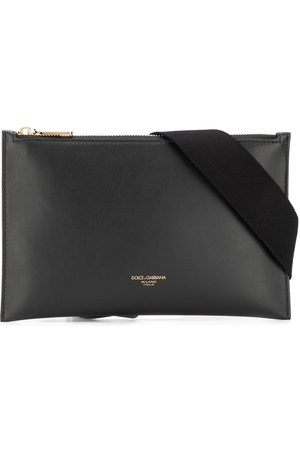 Dolce & Gabbana Men Belts - Logo-print belt bag
