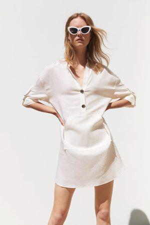 Zara Pouch pocket tunic