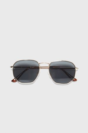 Zara Sunglasses with geometric frame