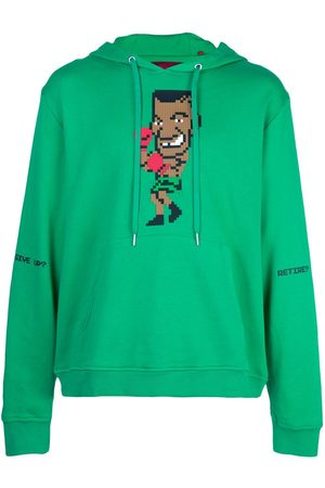 MOSTLY HEARD RARELY SEEN Knock Out hoodie