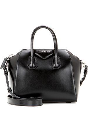 Givenchy Women Shoulder Bags - Antigona Mini leather shoulder bag