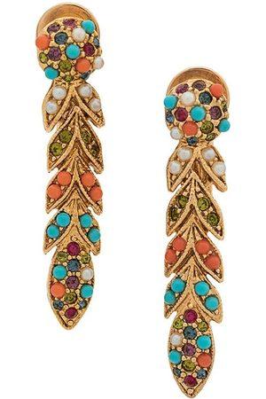 Susan Caplan 1980's D'Orlan clip-on earrings