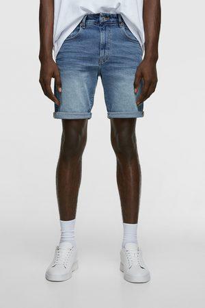 Zara Basic bermuda shorts