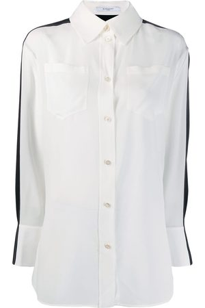 Givenchy Two-tone shirt