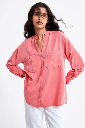 Zara Shirt with pockets