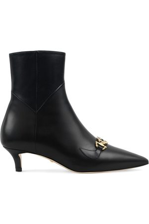 Gucci Zumi boots in leather