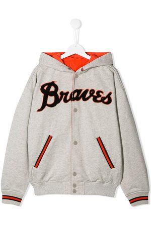 Diesel Braves bomber jacket
