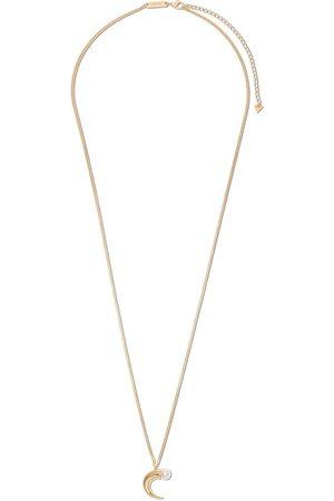 Tasaki 18kt Refined Rebellion Horn pendant necklace