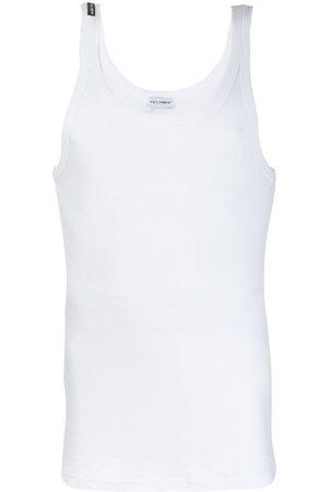 Dolce & Gabbana Classic slim-fit tank top