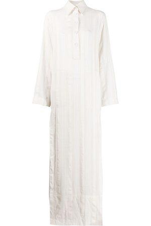 Serafini Maxi shirt dress