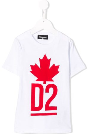 Dsquared2 Canadian print T-shirt