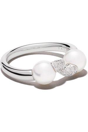 Tasaki 18kt Danger Fang diamond ring