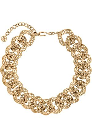 Givenchy Pre-Owned Bent circle necklace