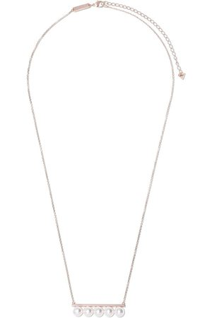 Tasaki 18kt rose gold Balance Signature necklace