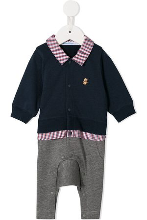 Familiar Shirt trouser babygrow set
