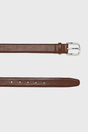 Zara Leather belt