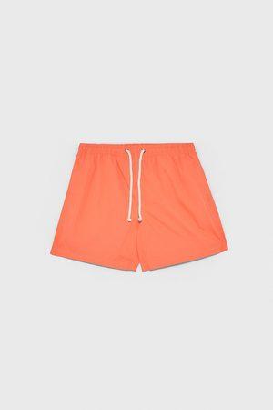 Zara Classic swimming trunks