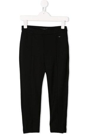 Emporio Armani Girls Skinny Pants - Slim-fit trousers