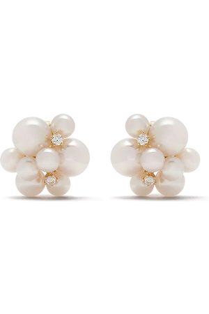 Tasaki 18kt Akoya pearl earrings