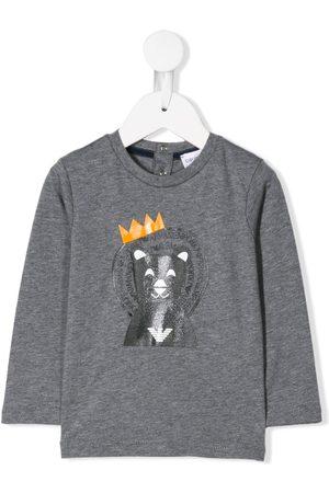 Emporio Armani King bear T-shirt