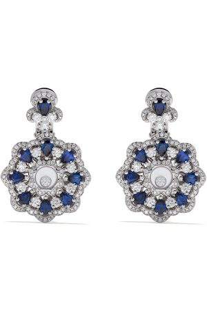 Chopard Women Earrings - 18kt Happy Diamonds earrings