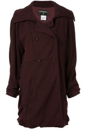 CHANEL Long sleeve coat