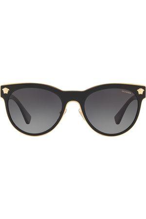 VERSACE Phantos round sunglasses