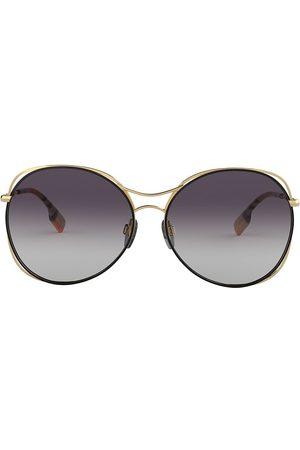Burberry Eyewear Oversized sunglasses